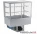 Witryna chłodnicza prosta z klapkami DM-94951.2K wym. 770x614x1429mm