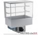 Witryna chłodnicza prosta zamknięta DM-94951.4 wym. 1420x614x1429mm