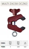 Uchwyt oko do Multipodpory Piher P34046