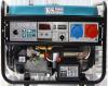 Agregat prądotwórczy benzyna K&S KS 10000E 1/3 8kW  z jednakową mocą dla 1 i 3 faz