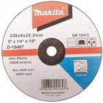 Tarcza do szlifowania metalu Makita 230 mm D-18487