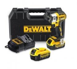Kompaktowy klucz udarowy DeWALT DCF830M2 14,4 V  2x 4.0Ah