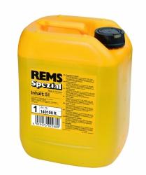 Środek do gwintowania REMS Spezial 5L 140100R