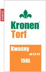 Torf kwaśny Kronen 20l pH3,5-4,5