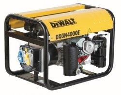 Agregat prądotwórczy DeWalt DXGN 4000E AVR PE292SHI014 1-fazowy
