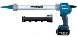 Akumulatorowy wyciskacz do kleju i silikonu Makita DCG180RFX 18V