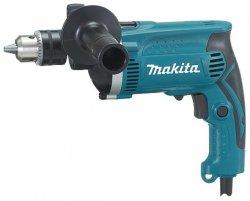 Wiertarka udarowa Makita HP1630K w walizce z uchwytem kluczykowym