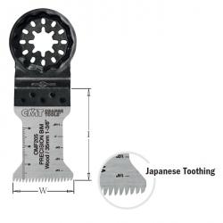 Brzeszczot oscylacyjny 35 mm CMT STARLOCK OMF205-X1