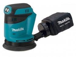 Akumulatorowa szlifierka mimośrodowa Makita DBO180Z 18V