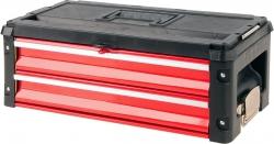 Skrzynka narzędziowa 2 szuflady YATO YT-09107