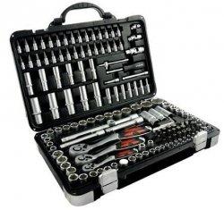 Zestaw kluczy nasadowych i wpustowych SCHMITH SQN-150  150szt.
