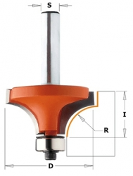 Frez CMT 18.7 mm 738.187.11 HM R=3 D=18,7 I=12,7 S=6