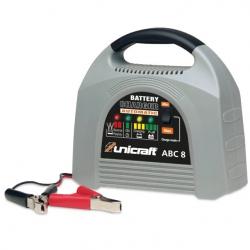 Prostownik automatyczny do akumulatorów Unicraft ABC 8 12V
