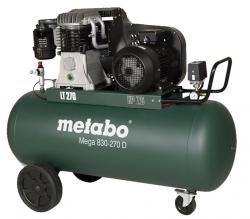 Sprężarka tłokowa Metabo MEGA 830-270 D