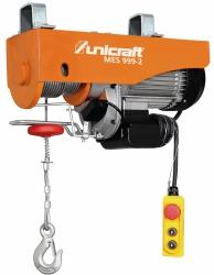 Wciągarka elektryczna Unicraft MES 999-2