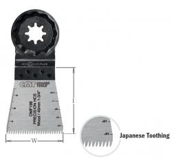 Brzeszczot oscylacyjny 45 mm CMT STARLOCK PLUS OMF198-X5 - 5 szt