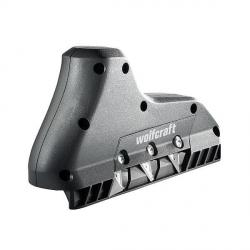 Strug do fazowania krawędzi płyt z karton-gipsu Wolfcraft WF4009000