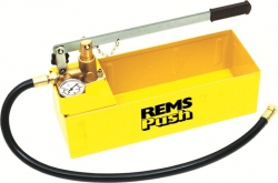 Pompa kontrolna REMS PUSH z manometrem szczelności 115000R