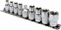 Zestaw kluczy nasadowych Yato Torx 1/2'' 1/4 9szt. YT-0520