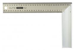 Kątownik z podziałką Stanley 200x400mm 1-45-687