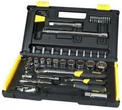 Zestaw kluczy nasadowych Stanley 94-658 1/2  1/4 - 50 SZT.
