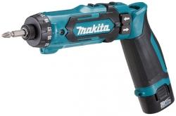 Wiertarko-wkrętarka akumulatorowa Makita DF012DSE 7,2V