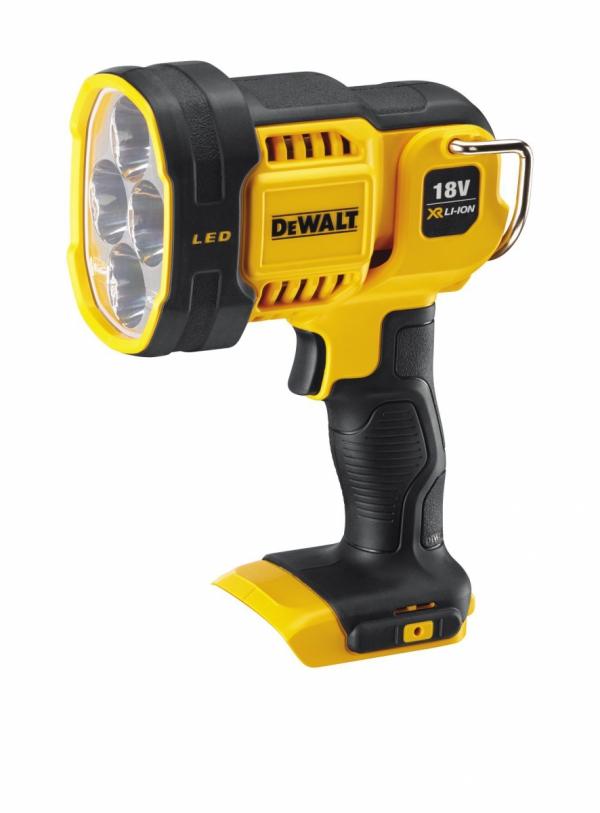 Reflektor oświetleniowy DeWALT DCL043 18V 1000lm IP54