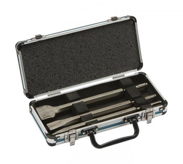 Zestaw dłut 3szt.  Makita SDS-Plus w walizce D-42357