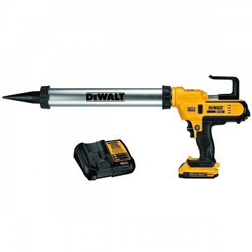 Pistolet do kleju DeWalt DCE580D1 18V 600ml