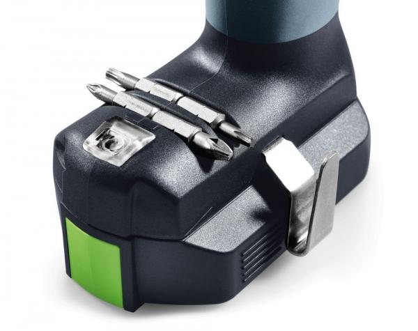 Akumulatorowa wiertarko wkrętarka Festool TXS Li 2,6-Set 564510