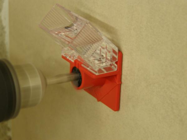 Zestaw Easy Gres z wiertłem Ø 8 mm  RUBI Wiercenie na mokro (4928)