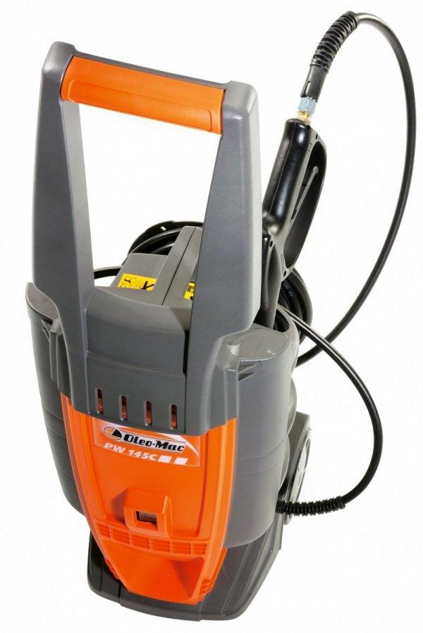 Myjka wysokociśnieniowa Oleo Mac PW 145C mosiężna pompa 150 bar