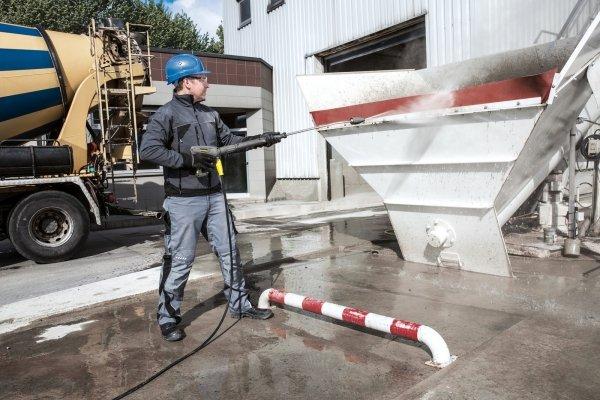 Profesjonalna myjka ciśnieniowa KARCHER HD 6/13 C Plus