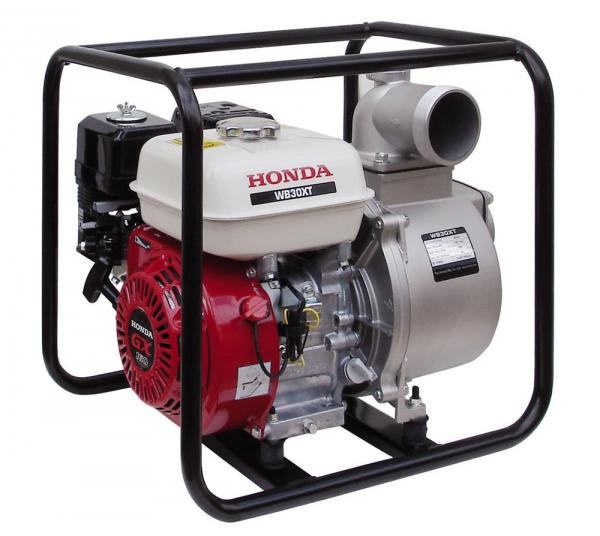 Pompa spalinowa do wody HONDA WB30XT z GX160 1100 l/min 3,6kW