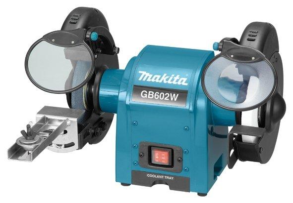 Szlifierka stołowa Makita GB602W - 250W 150 mm