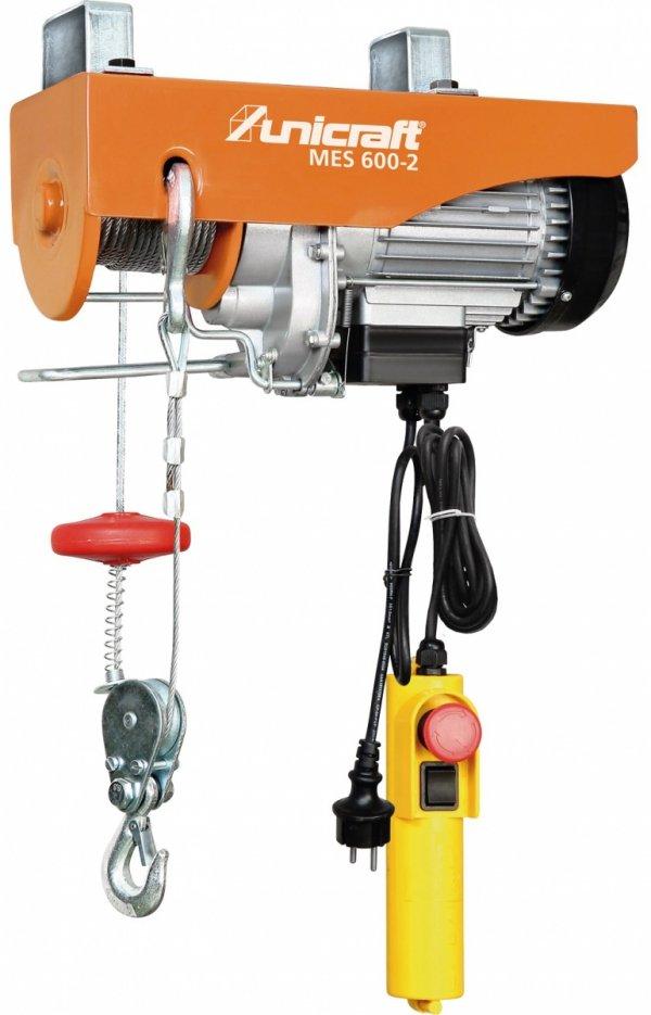 Wciągarka elektryczna Unicraft MES 600-2