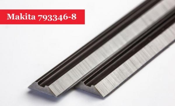 Noże dwustronne do grubościówki Makita 2012NBX 306 mm