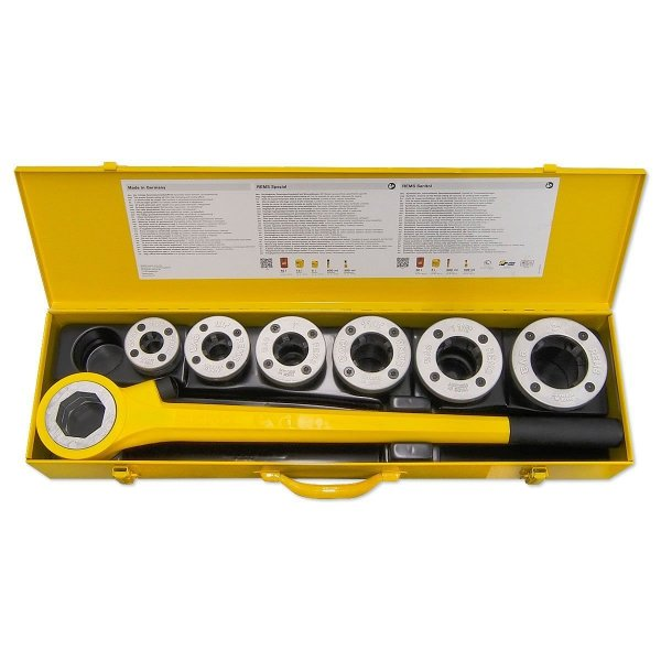 Gwintownica ręczna REMS Eva Set R 520017 - 1/2 do 2