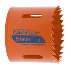 Bahco piła otworowa bimetaliczna SANDFLEX 89mm  /3830-89-VIP/