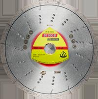 Profesjonalna tarcza diamentowa do betonu zbrojonego Klingspor DT900B Special 230mm