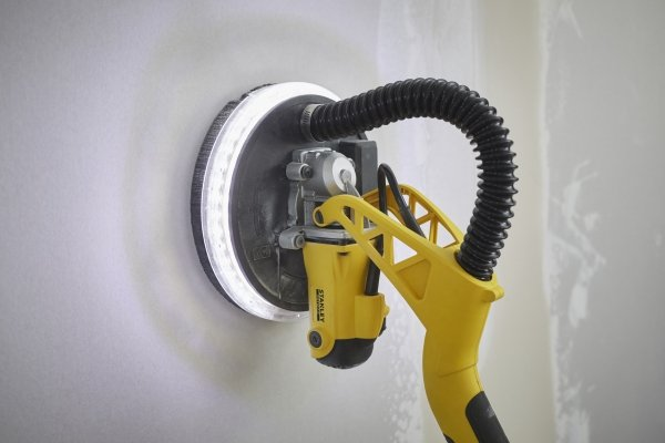 Szlifierka do ścian, żyrafa STANLEY FATMAX SFMEE500S 750W 225mm