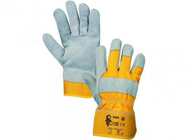Rękawice skórzane Dingo CXS