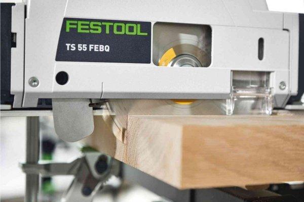 Zagłębiarka Festool TS 55 FQ-Plus-FS 577015