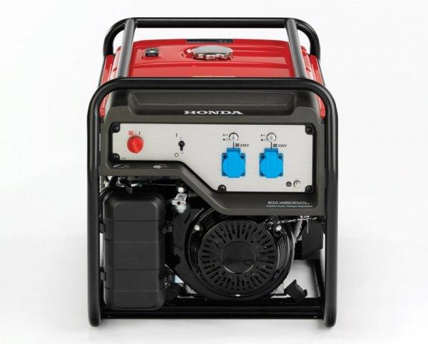 Agregat prądotwórczy Honda EG4500CL AVR 4,5kW  97dB(A)