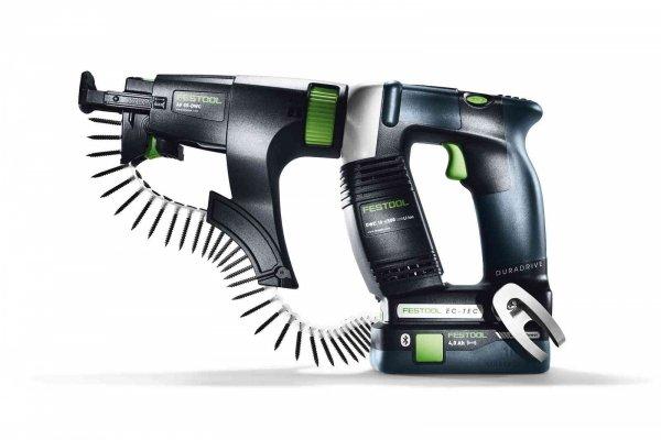 Wkrętarka akumulatorowa Festool DWC 18-4500 HPC 4,0 I-Plus 576502