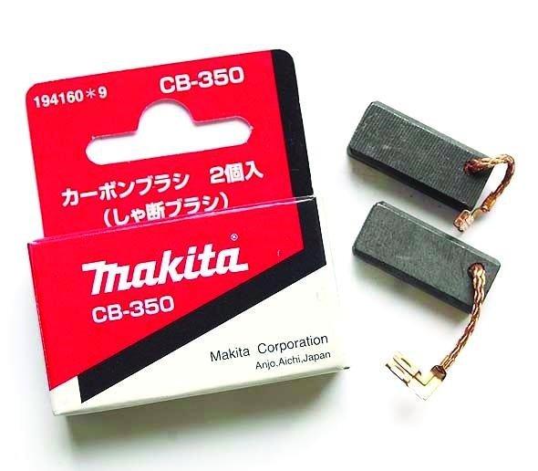 Szczotki węglowe Makita CB-350 do młota HR4001C