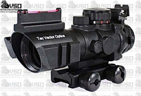VECTOR LUNETA SCOC-14 4x32 6/4 Reticle