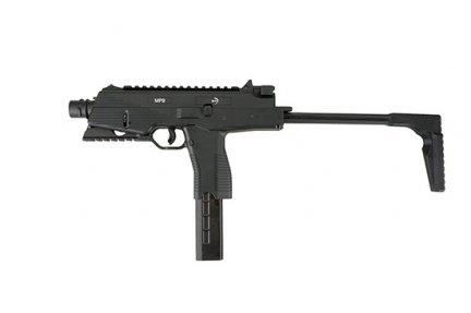 Replika pistoletu maszynowego MP9 A3 - czarny