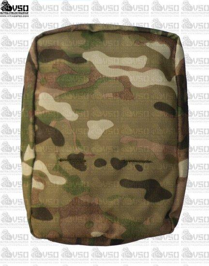 Tactical Army - Zasobnik medyczny - Multicam