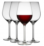 Lyngby Glass JUVEL Kieliszki do Czerwonego Wina 500 ml 4 Szt.